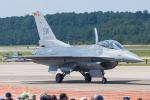 Tomo-Papaさんが、オシアナ海軍航空基地アポロソーセックフィールドで撮影したアメリカ空軍 F-16CJ Fighting Falconの航空フォト(写真)