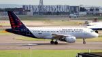 誘喜さんが、ロンドン・ヒースロー空港で撮影したブリュッセル航空 A319-111の航空フォト(写真)