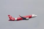 reonさんが、香港国際空港で撮影したエアアジア A320-216の航空フォト(写真)