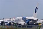tsubasa0423さんが、成田国際空港で撮影したマレーシア航空 A380-841の航空フォト(写真)