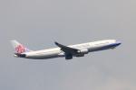 reonさんが、香港国際空港で撮影したチャイナエアライン A330-302の航空フォト(写真)