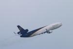 reonさんが、香港国際空港で撮影したUPS航空 MD-11Fの航空フォト(写真)