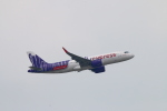 reonさんが、香港国際空港で撮影した香港エクスプレス A320-271Nの航空フォト(写真)