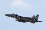 イソロクガトブさんが、小松空港で撮影した航空自衛隊 F-15DJ Eagleの航空フォト(写真)