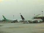 tamonさんが、クアラルンプール国際空港で撮影したサウディア 787-9の航空フォト(写真)