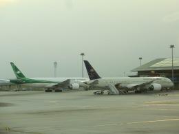 tamonさんが、クアラルンプール国際空港で撮影したサウディア 787-9の航空フォト(飛行機 写真・画像)