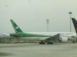 tamonさんが、クアラルンプール国際空港で撮影したイラク航空 777-29M/LRの航空フォト(飛行機 写真・画像)