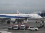 くまのんさんが、中部国際空港で撮影した全日空 767-381の航空フォト(飛行機 写真・画像)