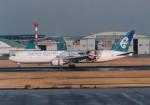 かしまかぜさんが、名古屋飛行場で撮影したニュージーランド航空 767-319/ERの航空フォト(写真)