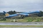 よしポンさんが、成田国際空港で撮影したベトナム航空 787-9の航空フォト(写真)