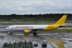 よしポンさんが、成田国際空港で撮影したエアー・ホンコン A300F4-605Rの航空フォト(写真)