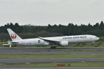 コージーさんが、成田国際空港で撮影した日本航空 777-346/ERの航空フォト(写真)