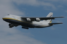 木人さんが、成田国際空港で撮影したアントノフ・エアラインズ An-124-100 Ruslanの航空フォト(写真)
