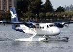 voyagerさんが、ビクトリア・インナーハーバー空港で撮影したウェスト・コースト・エア DHC-6-100 Twin Otterの航空フォト(写真)
