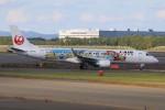 北の熊さんが、新千歳空港で撮影したジェイ・エア ERJ-190-100(ERJ-190STD)の航空フォト(写真)