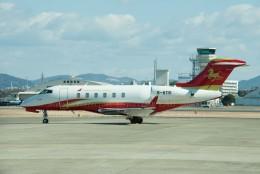 かみきりむしさんが、名古屋飛行場で撮影したHanhwa Airlinesの航空フォト(写真)