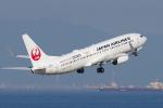 yabyanさんが、中部国際空港で撮影した日本航空 737-846の航空フォト(写真)