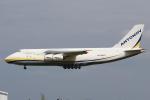 宮崎 育男さんが、成田国際空港で撮影したアントノフ・エアラインズ An-124-100 Ruslanの航空フォト(写真)