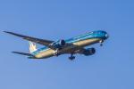 mameshibaさんが、成田国際空港で撮影したベトナム航空 787-9の航空フォト(写真)