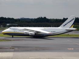 51ANさんが、成田国際空港で撮影したアントノフ・エアラインズ An-124-100 Ruslanの航空フォト(写真)