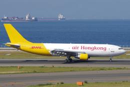 yabyanさんが、中部国際空港で撮影したエアー・ホンコン A300B4-622R(F)の航空フォト(飛行機 写真・画像)