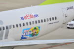 md11jbirdさんが、神戸空港で撮影したソラシド エア 737-81Dの航空フォト(写真)