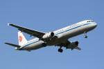 Billyさんが、福岡空港で撮影した中国国際航空 A321-232の航空フォト(写真)