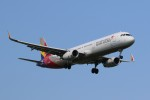 Billyさんが、福岡空港で撮影したアシアナ航空 A321-231の航空フォト(写真)