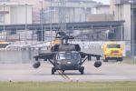 kazuchiyanさんが、岩国空港で撮影したアメリカ陸軍 UH-60A Black Hawk (S-70A)の航空フォト(写真)
