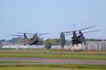 NASDAJAXAさんが、札幌飛行場で撮影した陸上自衛隊 CH-47Jの航空フォト(写真)