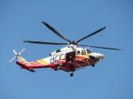 JA655Jさんが、鳥取空港で撮影した鳥取県消防防災航空隊 AW139の航空フォト(写真)