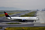 we love kixさんが、関西国際空港で撮影したデルタ航空 767-332/ERの航空フォト(写真)