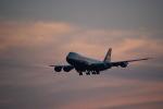 こーき747さんが、小松空港で撮影したシルクウェイ・ウェスト・エアラインズ 747-83QFの航空フォト(写真)