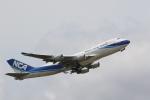 OS52さんが、成田国際空港で撮影した日本貨物航空 747-4KZF/SCDの航空フォト(写真)