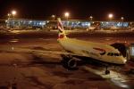 FlyHideさんが、ブリュッセル国際空港で撮影したブリティッシュ・エアウェイズ A319-131の航空フォト(写真)