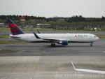 ◆oRT4jqzTBUさんが、成田国際空港で撮影したデルタ航空 767-332/ERの航空フォト(写真)