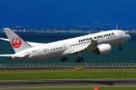 きったんさんが、中部国際空港で撮影した日本航空 787-8 Dreamlinerの航空フォト(写真)