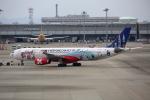 徳兵衛さんが、関西国際空港で撮影したエアアジア・エックス A330-343Xの航空フォト(写真)
