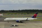 しかばねさんが、成田国際空港で撮影したデルタ航空 757-26Dの航空フォト(写真)