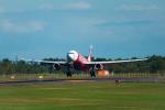 Cygnus00さんが、新千歳空港で撮影したエアアジア・エックス A330-343Xの航空フォト(写真)