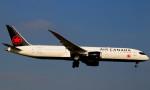 T.Kenさんが、成田国際空港で撮影したエア・カナダ 787-9の航空フォト(写真)