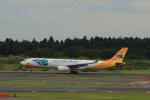 しかばねさんが、成田国際空港で撮影したセブパシフィック航空 A330-343Xの航空フォト(写真)