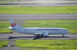 xiel0525さんが、羽田空港で撮影した日本トランスオーシャン航空 737-446の航空フォト(写真)