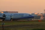 myoumyoさんが、熊本空港で撮影したチャイナエアライン 737-8FHの航空フォト(写真)