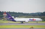 xiel0525さんが、成田国際空港で撮影したフェデックス・エクスプレス MD-11Fの航空フォト(写真)