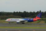 しかばねさんが、成田国際空港で撮影したエアカラン A330-202の航空フォト(写真)