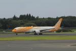 しかばねさんが、成田国際空港で撮影したスクート・タイガーエア 787-9の航空フォト(写真)