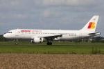たみぃさんが、アムステルダム・スキポール国際空港で撮影したイベリア・エクスプレス A320-214の航空フォト(写真)