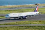 きゅうさんが、関西国際空港で撮影したマカオ航空 A321-231の航空フォト(写真)