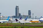 SGR RTさんが、成田国際空港で撮影したゼッタ・ジェット BD-700-1A11 Global 5000の航空フォト(写真)